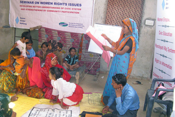 "Seminar on ""Women Rights Issues"""