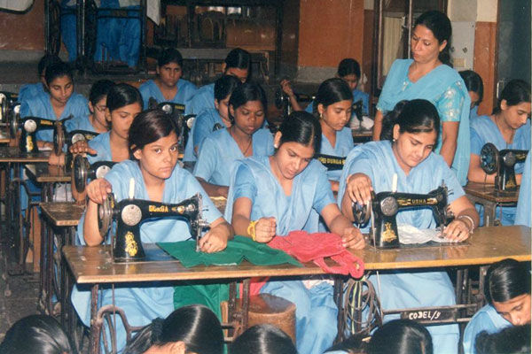 Cutting & Tailoring Programme for the Women from Rural Areas