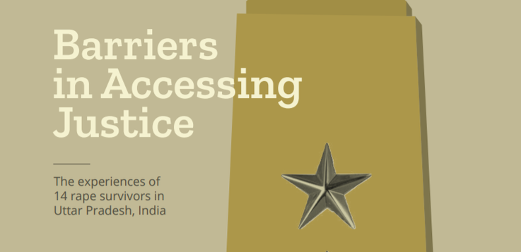 Barriers in Accessing Justice