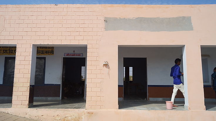 2019: The school has been enlarged with one extra classroom