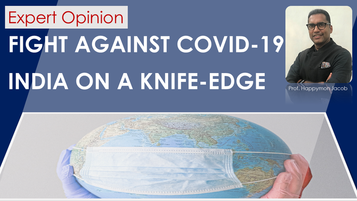 Fight against COVID-19: India on a knife-edge