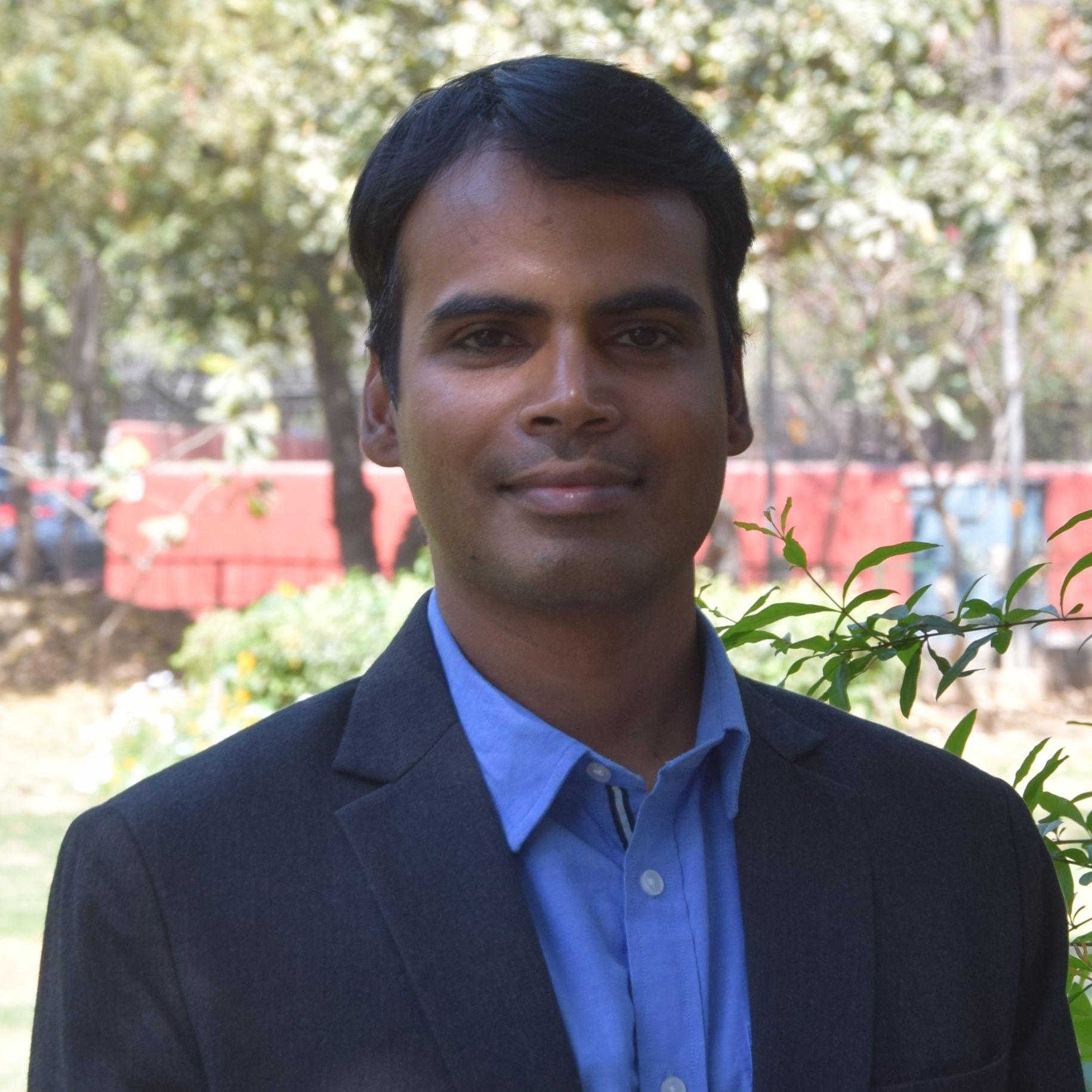 : Sandeep Dubey