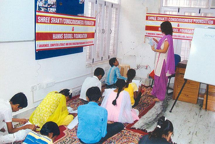 Civic Education programme