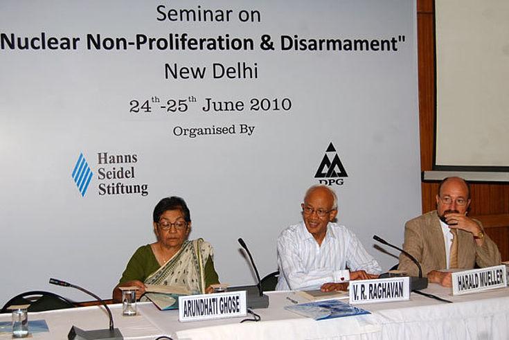 "Seminar on ""Nuclear Non-proliferation & Disarmament"""